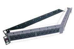 Угловые патч-панели RJ45