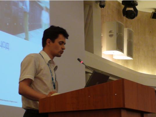 Алексей Дроздов выступление – электроснабжение в ЦОД