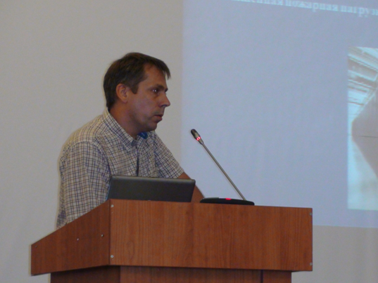 Андрей Миронов - Требования к противопожарной защите центра обработки данных, особенности применения систем газового пожаротушения при защите ЦОД и серверных