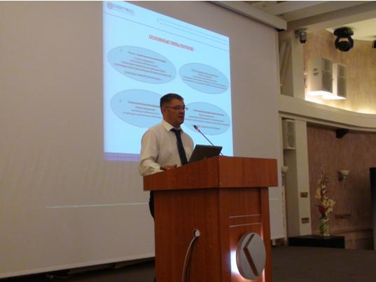 Выступление Сергея Агеева - Кабеленесущая система OSTEC для СКС и ЦОД