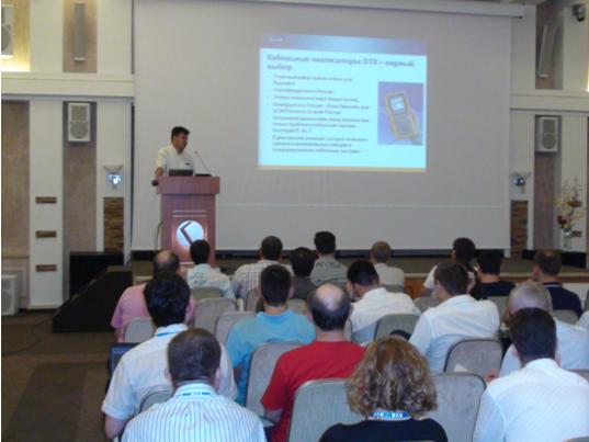Выступление Игоря Панова - Тестирование и обслуживание кабельной инфраструктуры - основы современных Центров Обработки Данных